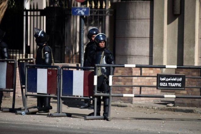 Egypte: Un attentat déjoué près de l'ambassade américaine au Caire