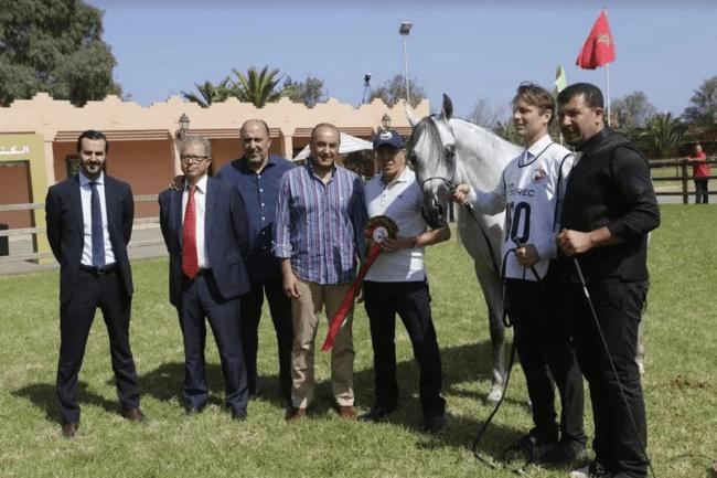 Succès de l'édition 2018 de la Coupe nationale des éleveurs de chevaux Pure Sang Arabe