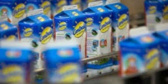 """Le prix du lait """"Centrale"""" sera ajusté à 3,20 DH la brique de 470 ml"""