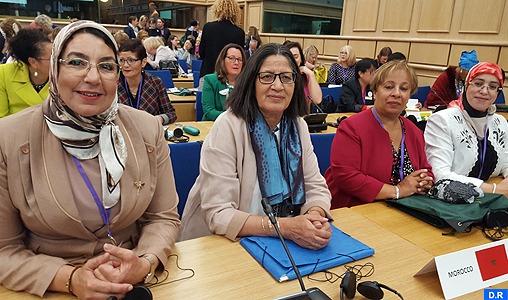 Une délégation marocaine au 1er Congrès International des Caucus des Femmes Parlementaires à Dublin