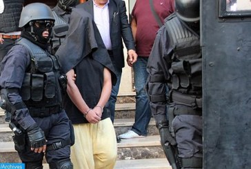 """Démantèlement d'une cellule terroriste affiliée à """"Daech"""" composée de trois personnes s'activant à Tétouan et Agadir"""