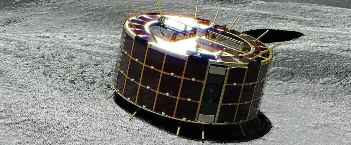 Deux micro-robots japonais se posent avec succès sur un astéroïde