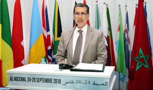 10e Congrès national de la route: El Othmani appelle à consolider le partenariat public-privé