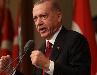 Erdogan demande le gel des avoirs en Turquie de ministres américains
