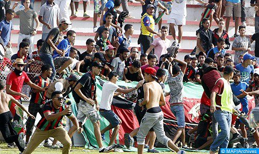 Actes de vandalisme au Complexe Moulay Abdallah: L'AS FAR condamnée à jouer deux matchs à huis clos