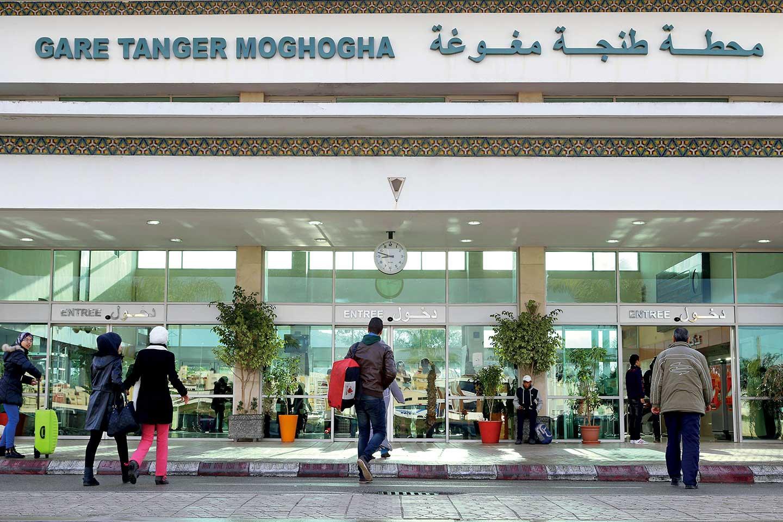 Fermeture de la gare de Tanger-Moghogha à partir du 16 septembre