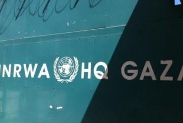 Gaza: Les employés de l'agence de l'Unwra en grève
