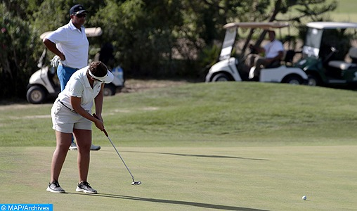 Coupe du Trône de golf: Coup d'envoi à Michlifen de la 15-ème édition