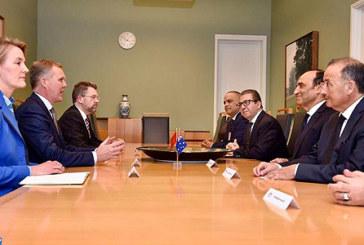 """Le président du Sénat australien qualifie de """"riches"""" les perspectives de coopération entre Rabat et Canberra"""