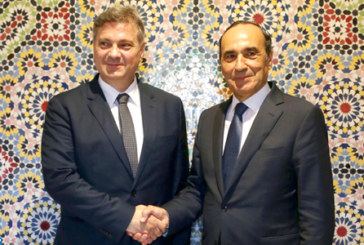 El Malki appelle à une meilleure coopération économique et commerciale avec la Bosnie-Herzégovine