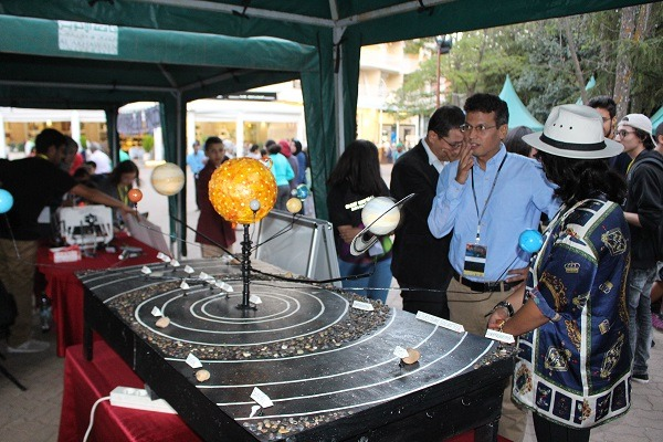 La robotique au coeur de la 7ème édition du festival de l'astronomie d'Ifrane