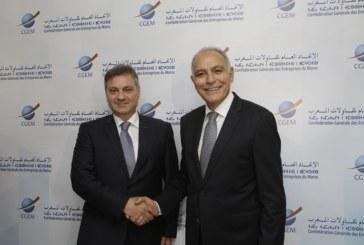 La CGEM reçoit le Président du Conseil des Ministres et le Premier Ministre de la Bosnie-Herzégovine