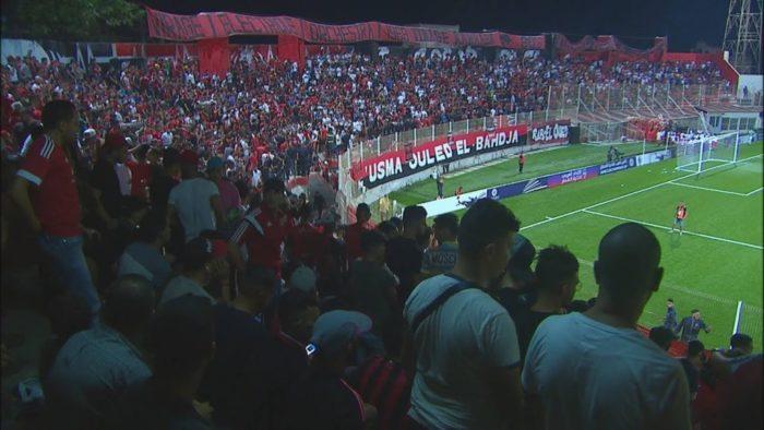 L'Ambassadeur d'Algérie à Bagdad convoqué, suite à un match de football où le public glorifie Saddam
