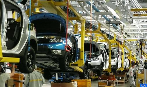 Automobile : le Groupe PSA portera la capacité de son site de Kénitra à 200.000 véhicules par an dès 2020