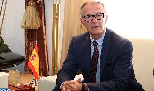 De grandes possibilités se dessinent pour élargir la coopération culturelle riche entre le Maroc et l'Espagne