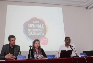 Coup d'envoi de la 4è Biennale Internationale de Casablanca