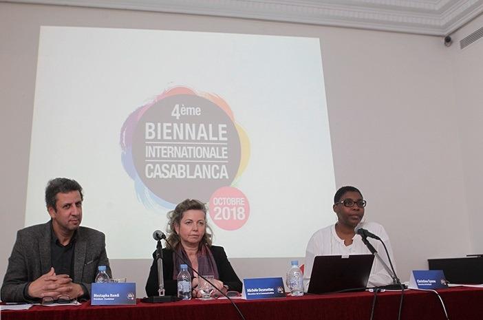 La 4ème Biennale Internationale de Casablanca 2018 annonce sa liste complète d'artistes