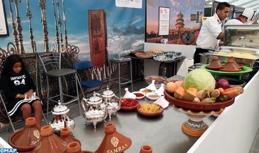 La cuisine marocaine dignement représentée au festival eat Brussels