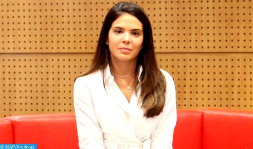 """""""La femme marocaine a un très grand rôle à jouer sur le continent africain"""""""