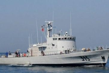 Casablanca: La Marine Royale sauve 19 candidats migrants clandestins