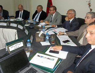 Le Comité régional