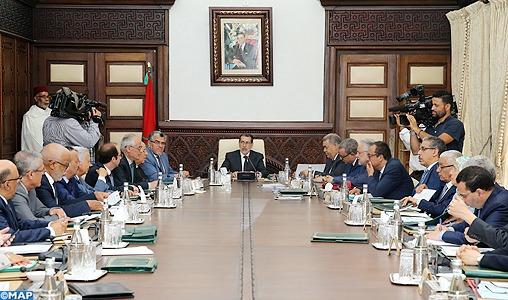 Le Conseil de gouvernement adopte un projet de loi sur le Dahir des obligations et des contrats
