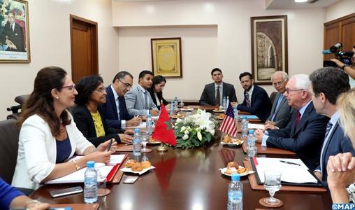 Le Maroc restera pour toujours l'un des meilleurs amis des Etats-Unis