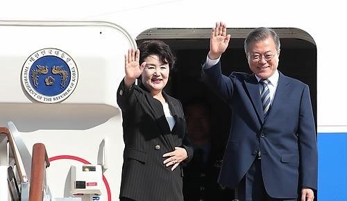 Le président sud-coréen se dirige à New York pour un sommet bilatéral avec son homologue américain