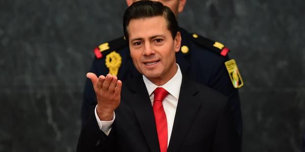 """Mexique: le président élu ne veut pas """"se battre"""" avec Trump à propos du mur"""