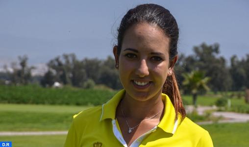 Estrella Damm Mediterranean European Open: La Marocaine Haddioui accède au Ladies PGA European Tour 2019