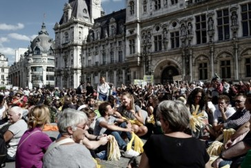 Une mobilisation jamais vue en France pour la défense de l'environnement