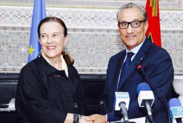Une délégation d'eurodéputés entame une visite de travail au Maroc