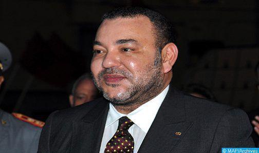 Message de félicitations à SM le Roi du Président palestinien à l'occasion du nouvel an de l'Hégire