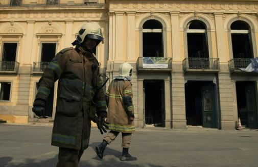 Le Brésil annonce un plan pour promouvoir la sécurité des musées après l'incendie de Rio