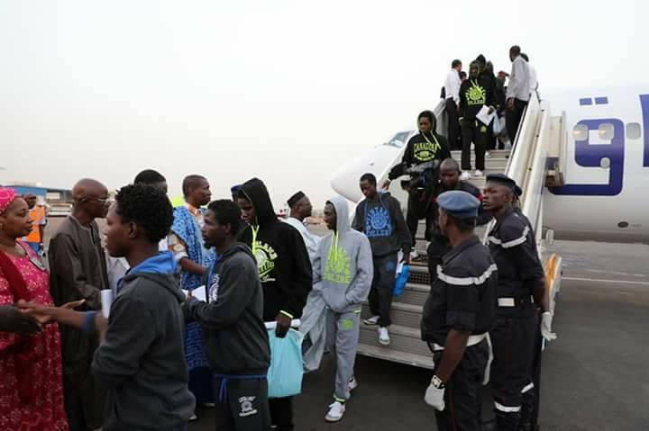 Rapatriement de 160 migrants maliens de Libye vers leur pays