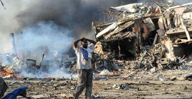 Somalie: Au moins 3 morts et plusieurs blessés dans un attentat à Mogadiscio