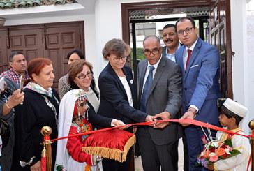 "Souss-Massa: Un bureau régional du programme ""Moucharaka Mouwatina"" inauguré à Agadir"
