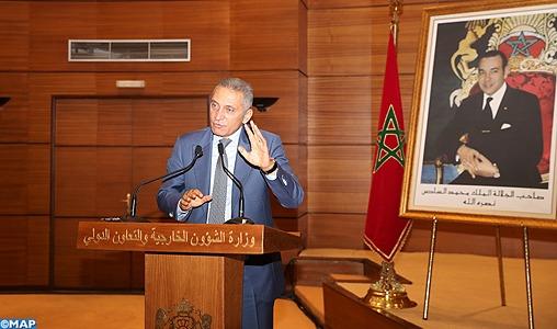 Elalamy appelle au renforcement de l'efficience et la compétitivité de la diplomatie économique du Maroc