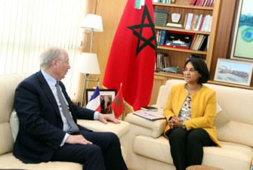 Echanges franco-marocains à Rabat sur la politique africaine de l'UE