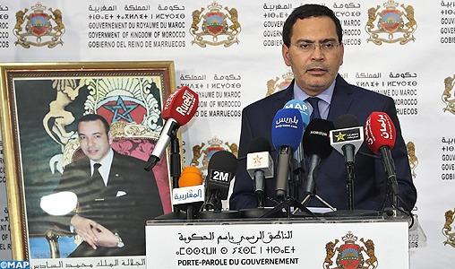 El Khalfi : Le Maroc ne renonce pas à la gratuité de l'enseignement