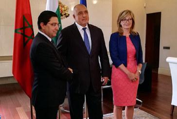 Bourita s'entretient à Sofia avec plusieurs responsables bulgares