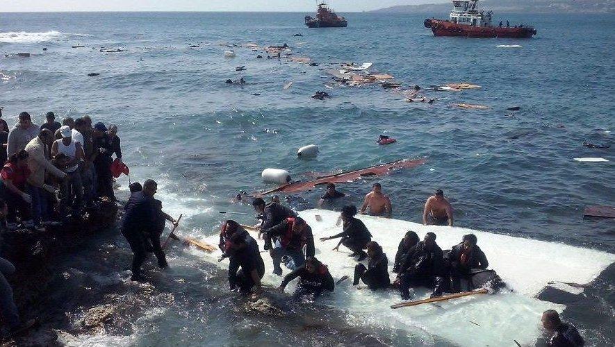 Libye: Plus de 100 migrants morts dans deux naufrages, début septembre