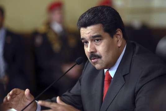 L'économie vénézuélienne a chuté de 50% depuis l'arrivée au pouvoir de Nicolas Maduro en 2013