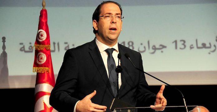 Le parti Nidaa Tounes au pouvoir décide de geler l'adhésion du chef du gouvernement