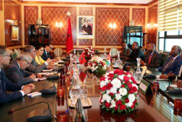 Le ministre chargé des relations avec les institutions au Niger salue la politique et la stratégie nationale d'immigration et d'asile du Maroc