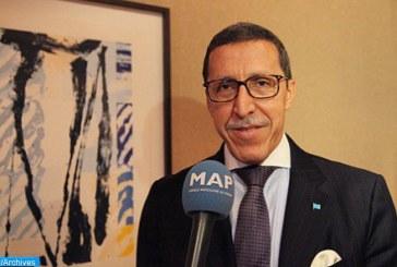 L'Ambassadeur Hilale élu Président du Segment Humanitaire de l'ECOSOC
