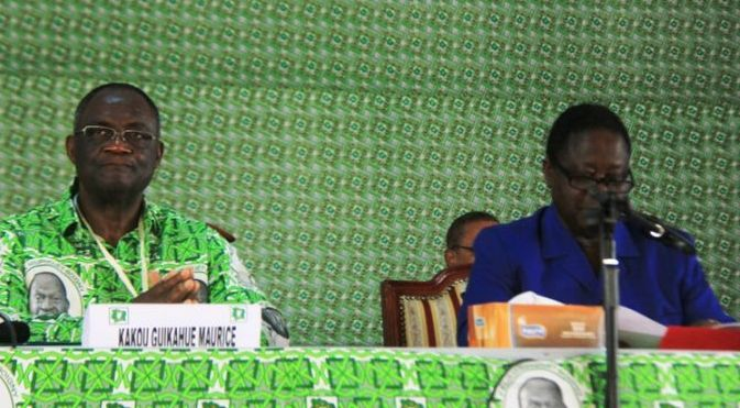 Côte d'Ivoire : Le PDCI se retire du groupement politique RHDP