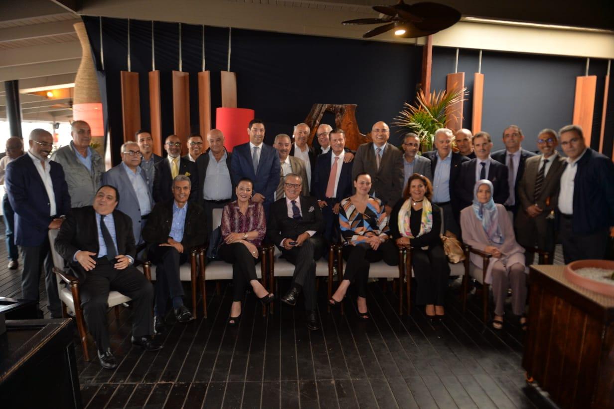 Tourisme : avant les élections du 19 septembre, L'ARAVCS réunie en déjeuner amical