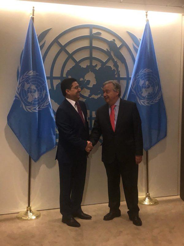 Franc succès de la participation marocaine à la 73ème session de l'assemblée générale de l'ONU