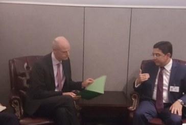 Réunion houleuse à New York : Bourita dénonce avec véhémence les ingérences des Pays-Bas dans les affaires du Rif